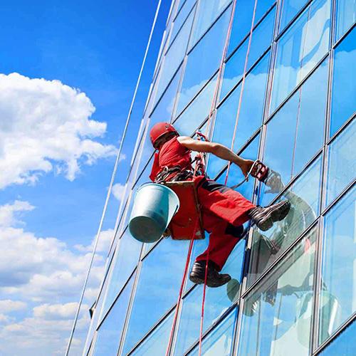 Промышленный альпинизм как работа на высоте