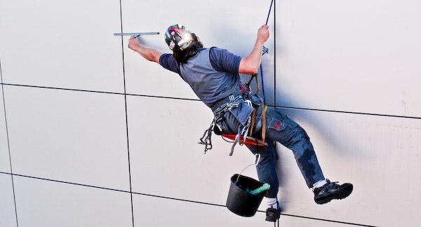 Промышленный альпинизм – качество работы на высоте